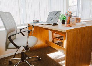cortinas para escritório