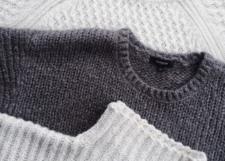 roupas de lã